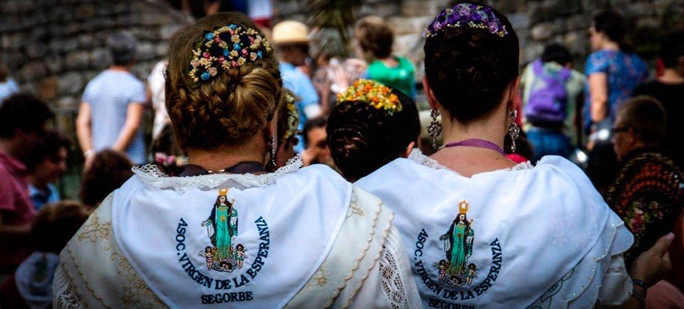 Segorbe celebra el Día de la Esperanza