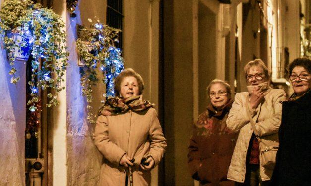Intramuros arregla e ilumina las calles del casco antiguo