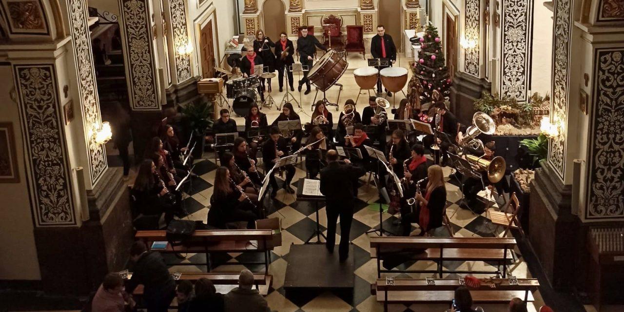 Geldo celebra el concierto de Navidad