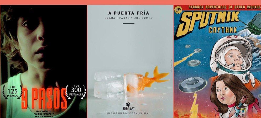 Proyección gratuita de cortos valencianos