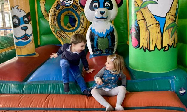 Segorbe abre en el Multiusos un parque de juegos infantiles gratuitos