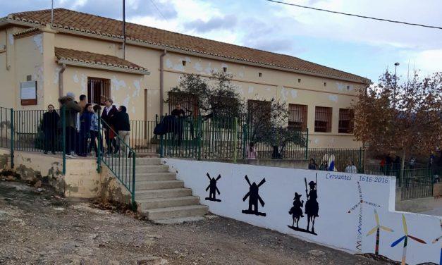 Los escolares de Soneja no volverán al colegio tras Navidad