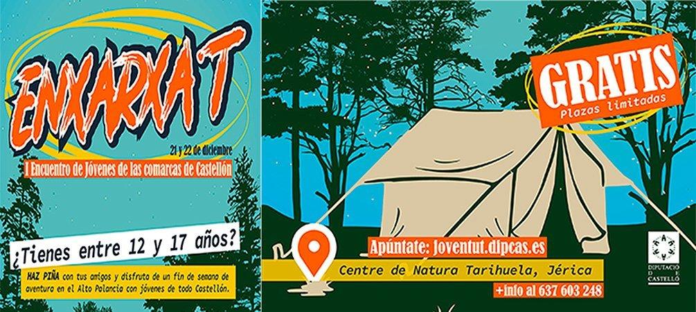 Diputación organiza en Jérica un encuentro juvenil