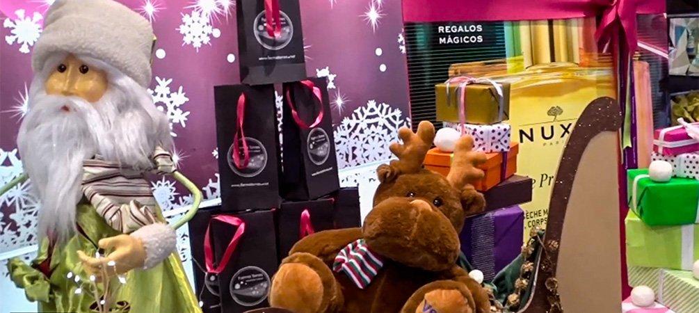 16 comercios optan a ganar el concurso de escaparates navideños de Segorbe