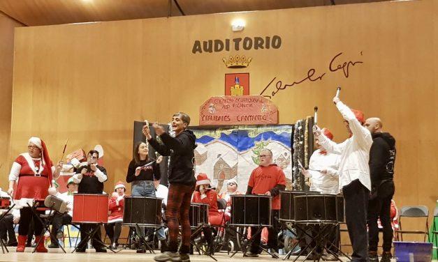El Centro Ocupacional celebra un Festival de Navidad