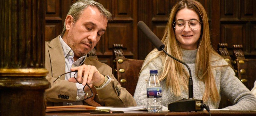 PP pide ayuda para La Asociación Fray Luis amigó y el PSOE una reducción de sueldos
