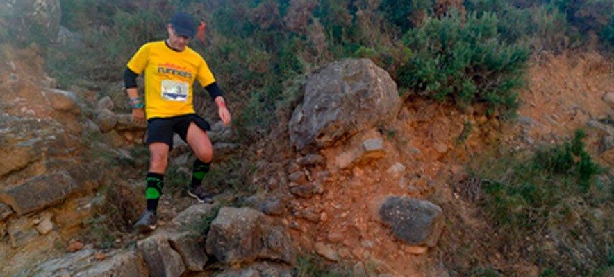 Rubén Muñoz y Pilar Hernández ganadores absolutos del V Trail de Jérica