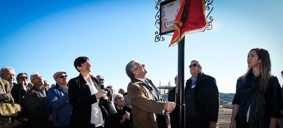 Segorbe dedica una calle al prestigioso urólogo Eduardo Solsona