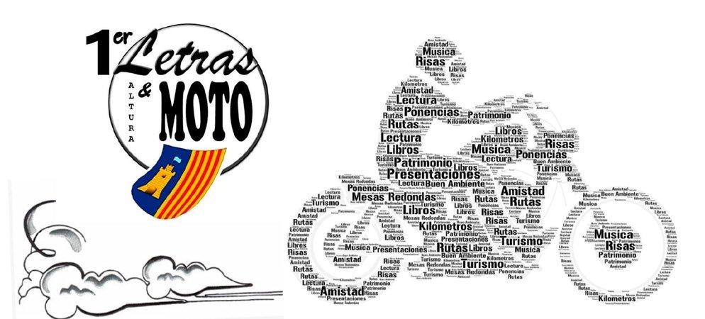 Las letras y las motos convivirán en Altura el 4 de abril