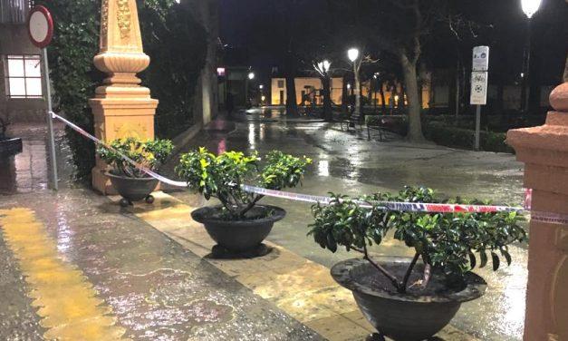 Segorbe corta el acceso a parques y calles para evitar riesgos