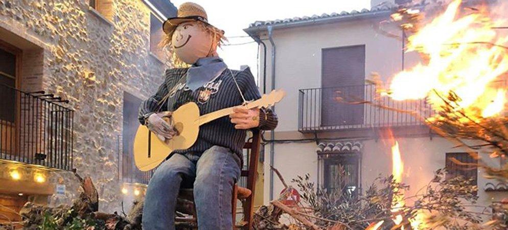 Gaibiel se vuelca en la recuperación de Los Paulos