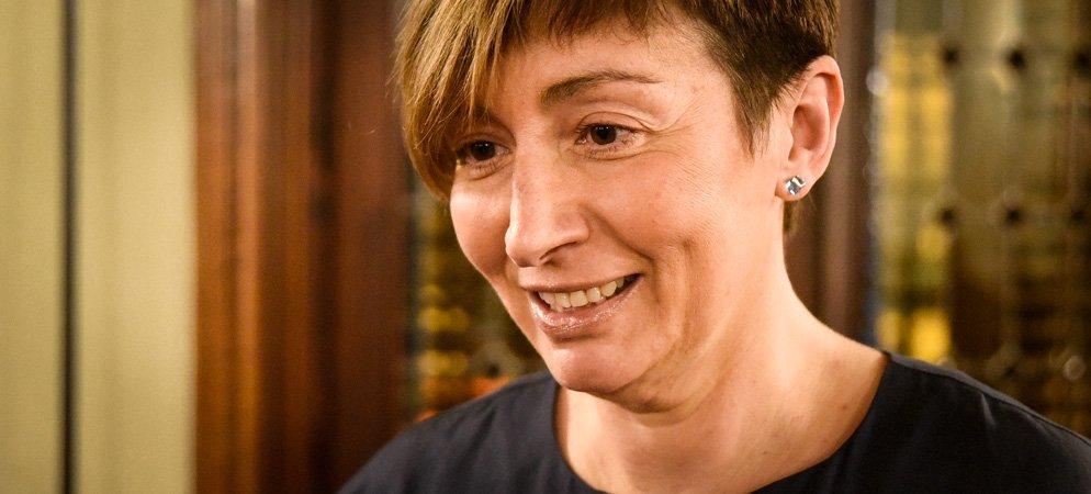 Entrevista a Mari Carmen Climent en un balance del año