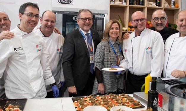 El Hotel Martín El Humano acoge la cena «8 Chefs 8 Platos»