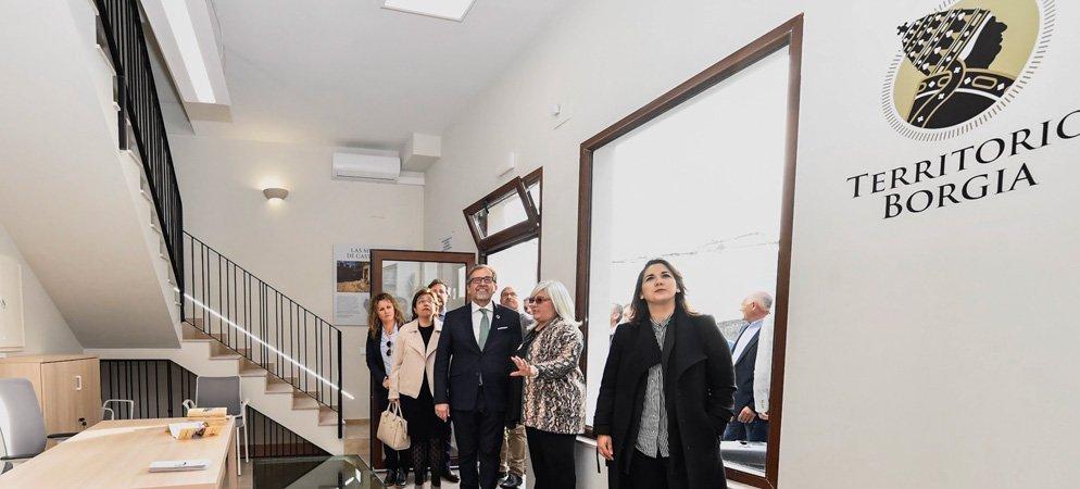 Castellnovo abre un Centro de interpretación de sus Murallas y Castillo