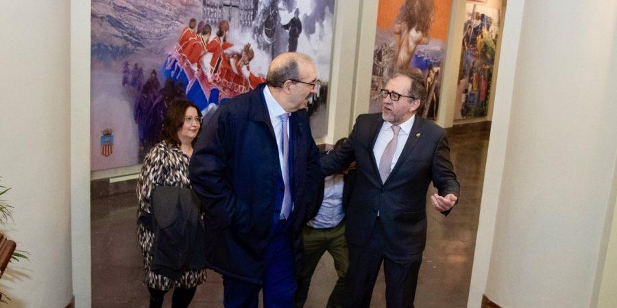 Castellón y Teruel mejoran relaciones para dar mejores servicios
