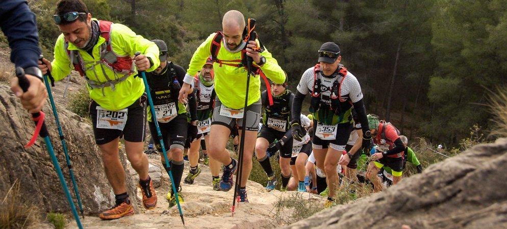 Cerca de un millar de corredores participan mañana en la Maratón Espadán