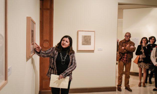 La Casa Garcerán acoge una buena exposición de Picasso