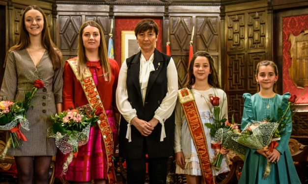 Las nuevas Reinas de las Fiestas de Segorbe son elegidas por sorteo