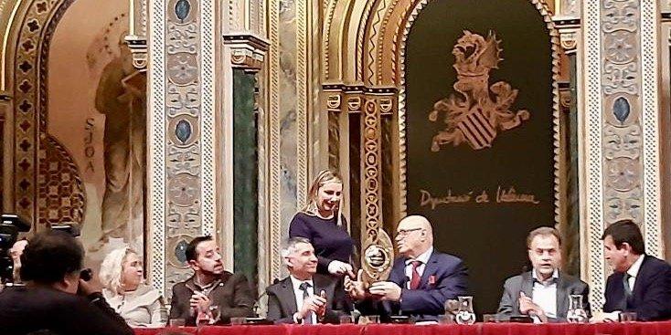 Archival premia el trabajo en pro de recuperar Valldecristo de Altura