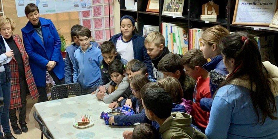 Visita institucional al Centro Socio Educativo Fray Luis Amigó