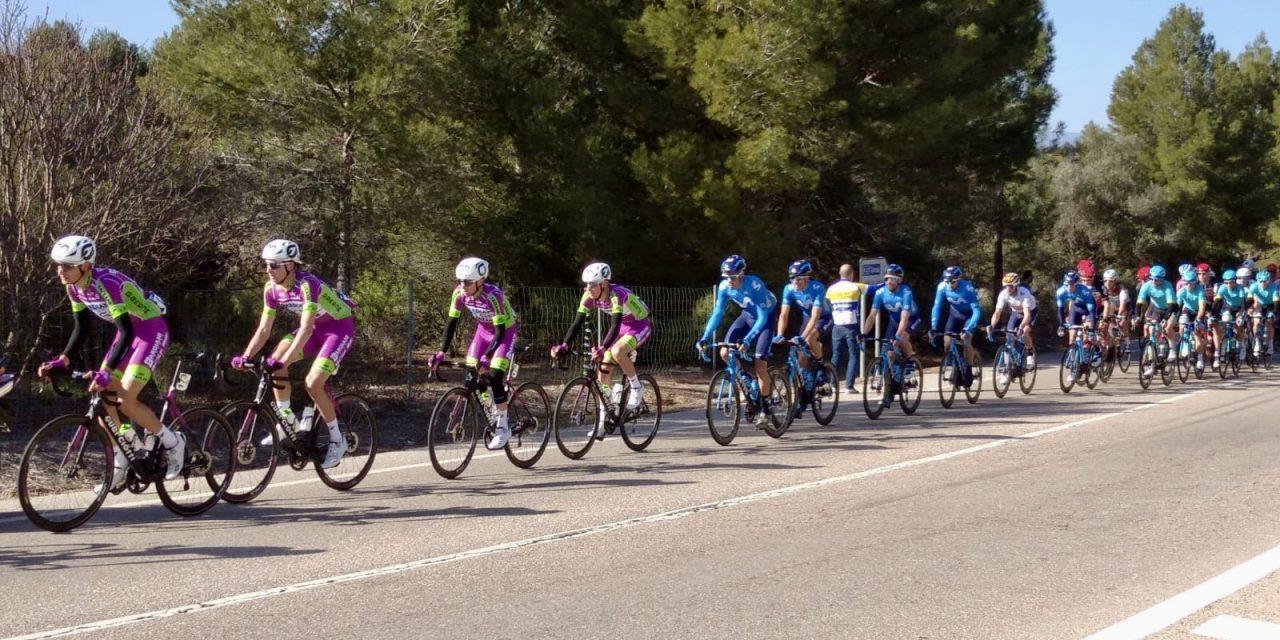 La Volta Ciclista a la Comunitat pasó por la comarca