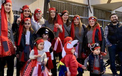 Centros infantiles y colectivos juveniles se vuelcan en el Carnaval de Segorbe