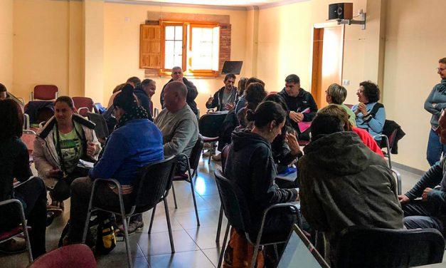 El alumnado del Taller de Empleo de Vall de Almonacid se sensibiliza en la igualdad