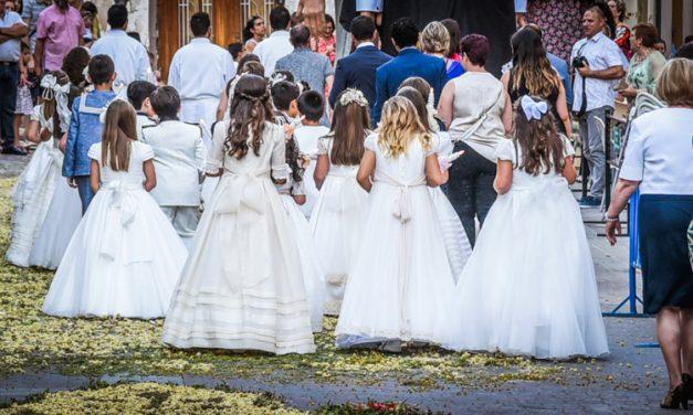 El obispado suspende bodas, comuniones y confirmaciones