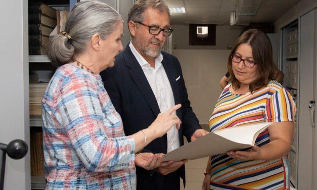 Diputación concede 25.000 € a la Fundación Max Aub