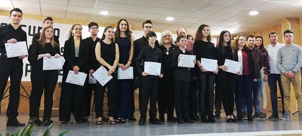 Castellnovo concluye y falla el Concurso de Jóvenes Interpretes