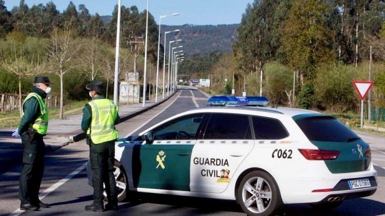 La Guardia Civil agradece las donaciones particulares de mascarillas