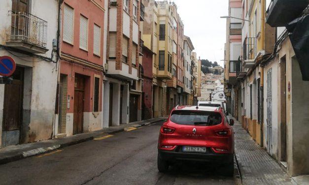 Los pueblos de la comarca suspenden el estacionamiento limitado de calles