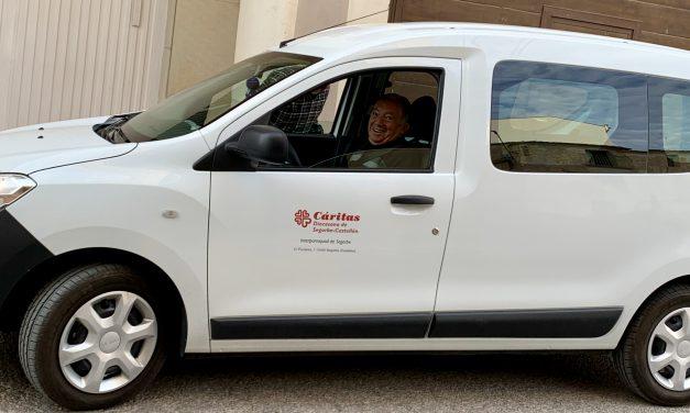 PP Segorbe dona 1.000 € a Cáritas Interparroquial