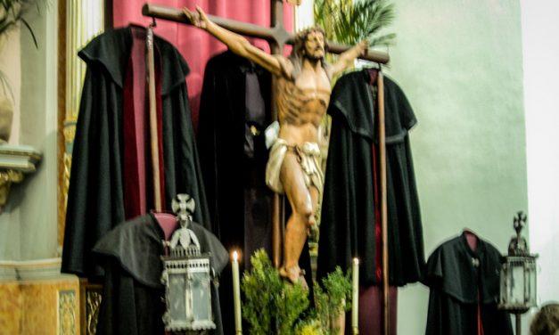 La Dena de Altura celebra un Jueves y Viernes Santo virtual