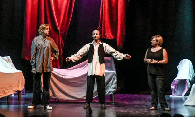 3 mujeres y 2 hombres ganan el concurso «Abre tu telón»