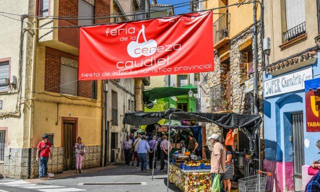 Caudiel suspende oficialmente la Feria de la Cereza