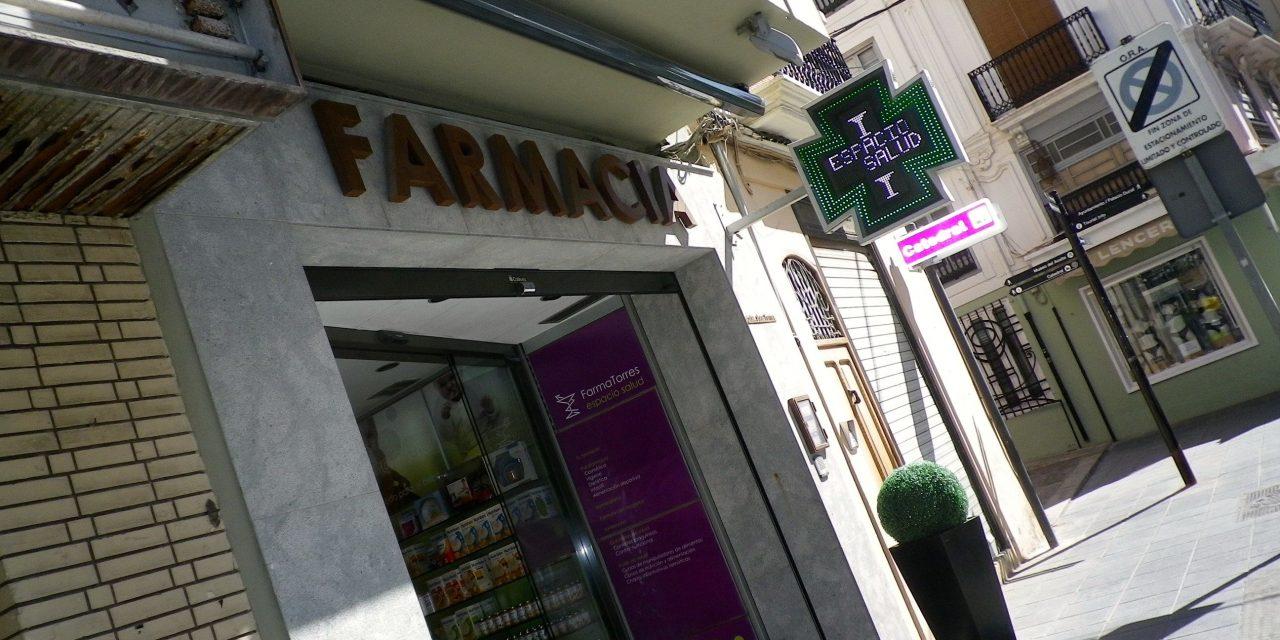 Las farmacias dispensan medicación ambulatoria debido la pandemia