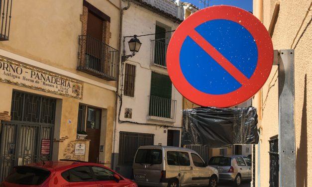 El lunes vuelve a estar vigente el cambio de estacionamiento en las calles