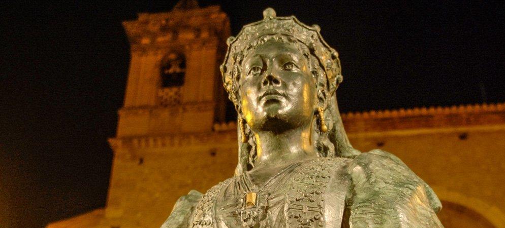 «Bailando con María de Luna» una iniciativa de  Segorbe Turismo