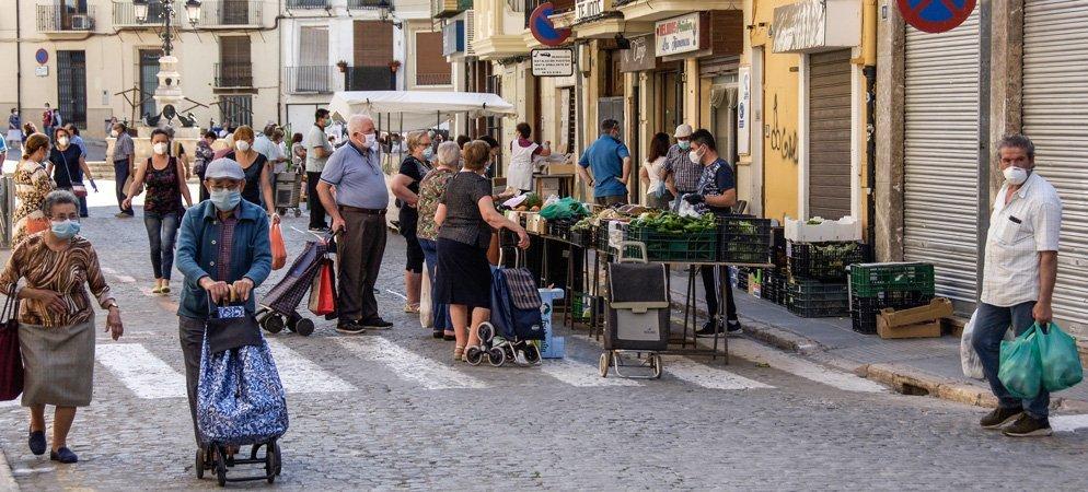 El Mercado del Jueves recupera hoy en Segorbe su carácter generalista