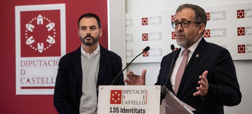 Diputación amplía el plazo para justificar el Plan 135 de 2019