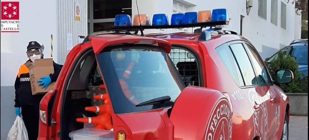 Diputación reforzará las plantillas de bomberos y protección civil