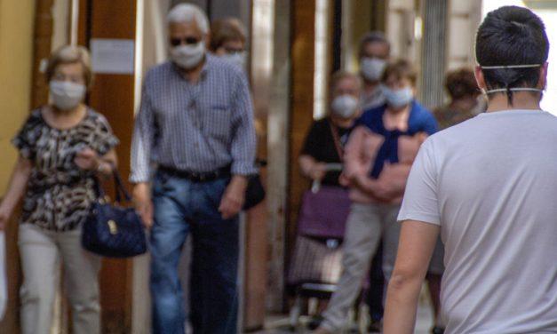 Las personas que no lleven mascarillas en sitios cerrados podrán ser sancionadas