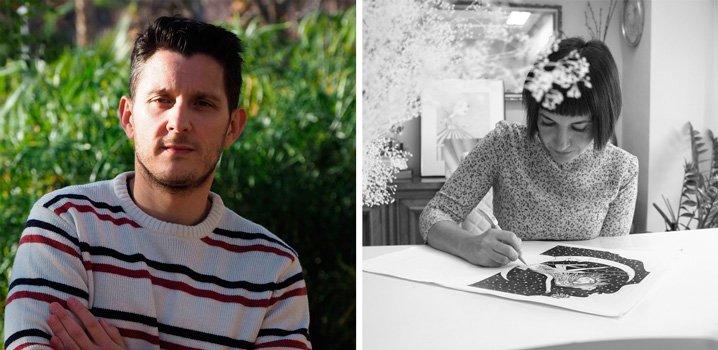 El escritor geldano Alayrach publica un nuevo libro ilustrado por González