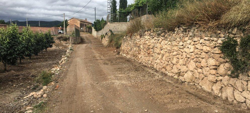 Desde el PP piden una línea de ayudas directas para arreglar caminos