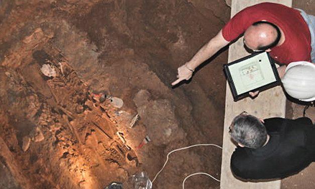 Descubren un templo del siglo VII oculto en la ermita de Soneja
