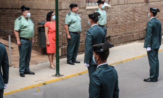 Se incorporan 56 Guardias Civiles a la provincia de Castellón