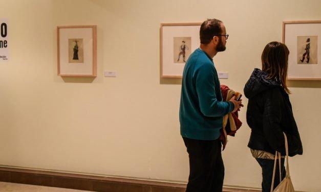 La Casa Garcerán reabre la exposición «Picasso Le Tricorne»