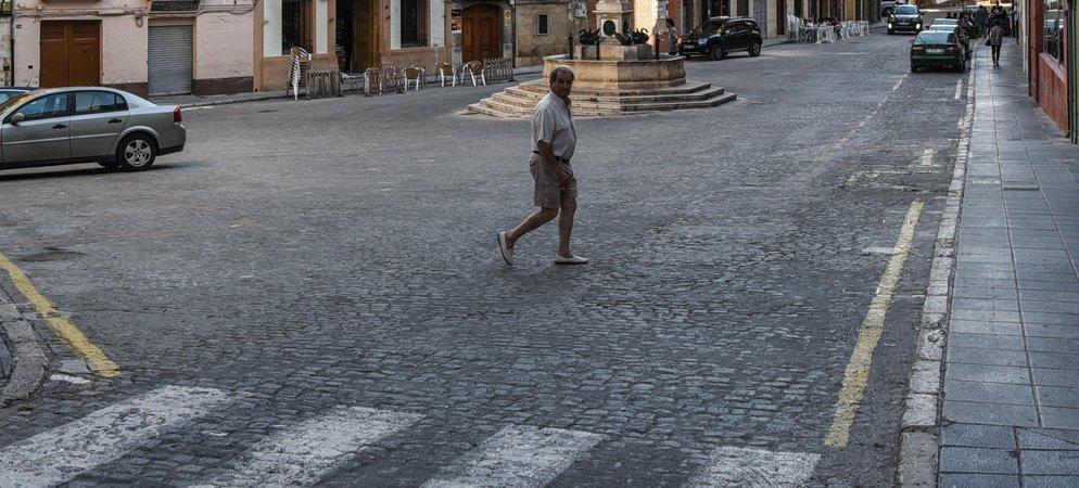 Segorbe peatonaliza las calles y plazas del centro
