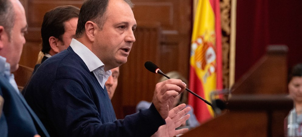 El PP pide a Diputación que articule un plan de ayudas para autónomos y pymes